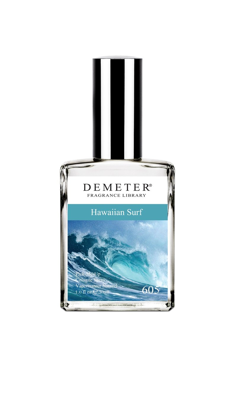 【Demeter氣味圖書館】夏威夷浪花 Hawaiian Surf 淡香水30ml