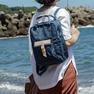 【 ZeZe Bag Small】DYDASH x 3way hand bag/shoulder bag/backpack/(Small Cowboy)