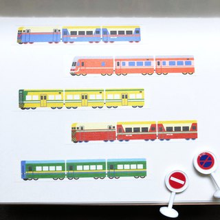 Railway Series masking tape : Train