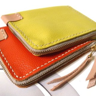 Convenient bill purse - spring section