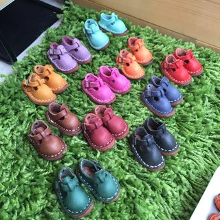 Small leather objects - doll shoes Birkenstock (Birkenstock)