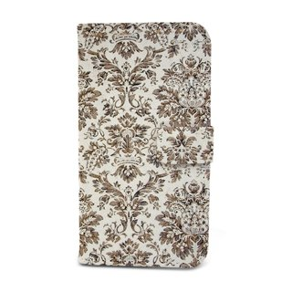 Multifunction models retro floral phone holster (A70) - iPhone 4, iPhone 5, iPhone 6, iPhone 6, Samsung Note 4, LG G3, Moto X2