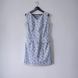 Handmade Summer Hours dress