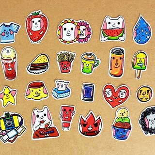 Colorful life * Stickers