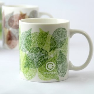 Winter Spring Color Mug