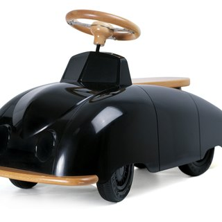 PLAYSAM-SAAB children sliding car prototype