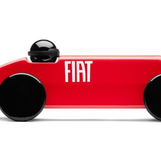 PLAYSAM-Mefistofele Racing FIAT (red)