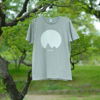 Mt.JPN logo T (Heather Grey)