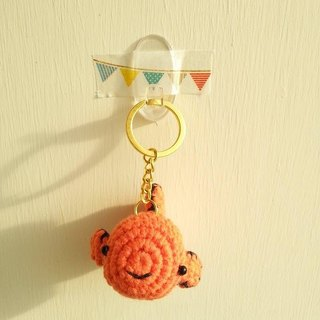 [Knitting] Marine Biology ~ sea creatures large collection -NO.2 Clownfish / Anemonefish happy clown