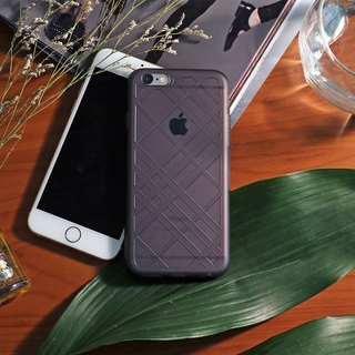 iPhone6 ​​Plus/Phone case/Soft shell/Gift/Fashion/Black/vitre