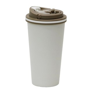 La Lakou stainless steel insulation cup -500ml (fashion white)