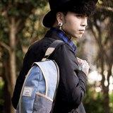 火柴木設計 Matchwood Hunter Shoulder Bag 單肩後背包 側背包 斜背包 腳踏車包 水洗丹寧