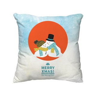 [Handongsongnuan] ordered a Christmas pillow! - When we melt together -