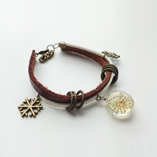 Forest-based Snow glass Yahua Strap