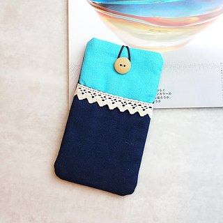 iPhone sleeve, iPhone pouch, Samsung Galaxy S8, Galaxy Note 8 cell phone, ipod classic touch sleeve (P-107)