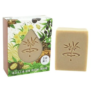 [Duo] wave PoDo beauty soap Yurong - into a single gift set (Face Body Care soap)