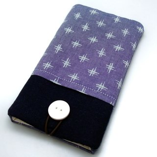 iPhone sleeve, iPhone pouch, Samsung Galaxy S8, Galaxy Note 8, cell phone, ipod classic touch sleeve (P-60)