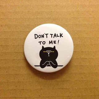 Badkitty Little Button - Don't Talk to Me