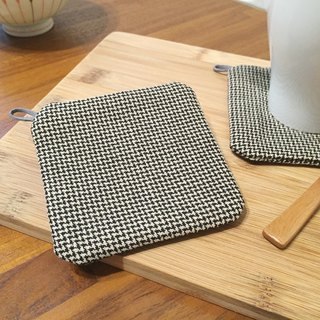 :: Lane68 :: hand-made coasters - Thousand Bird (set of two)