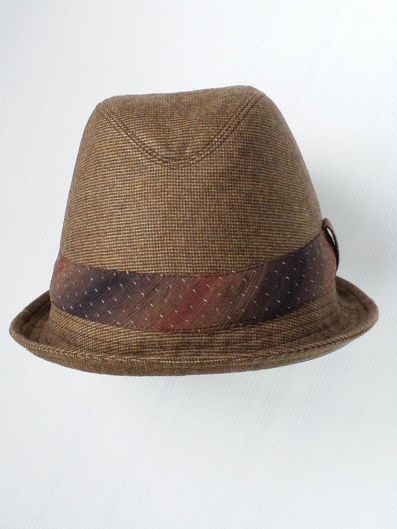 1798cb78e66 Sprinkle Mocha Mao Gentleman Hat (Fedora Hat) - Designer rosebud98 ...