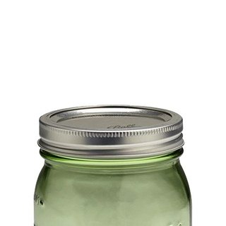Ball Mason Jar - Wide Seal Set (3 in)