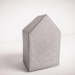 JokerMan / 0 - into the house home & office heal relieve pressure on the small things · intimate creative small gifts - small cement house small objects · · wedding decorations