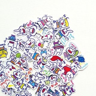 1212 play Design funny stickers everywhere waterproof stickers - stickers combination expression homemade texture LINE