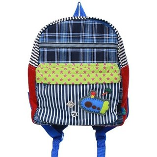 GINGER Kids │ Danish Design Made in Thailand - Shallow Boat Backpack
