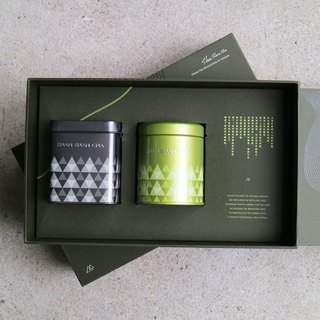 [Mountains came to tea] natural agricultural France tea gift box mountain mountain classic (small) 2 into