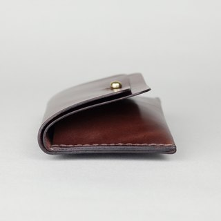 Card Holder Cow Leather Card Holder / Business Card Holder