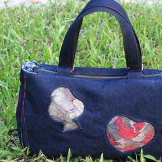 Love the Earth hand-made package * handbag | stock
