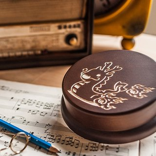 【Birthday Gifts, Memorial Gifts, Christmas Gifts】 Zodiac Dragon Customization // Music Box