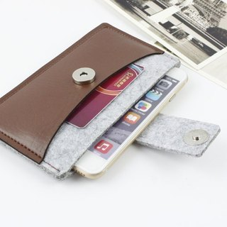 Original handmade protective cover Samsung Galaxy mobile phone case phone bag can be customized -116L