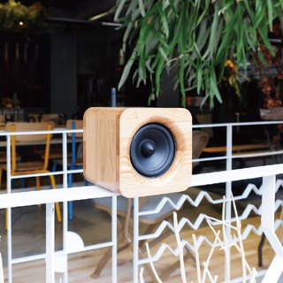 MIN623 PORTABLE BLUETOOTH SPEAKER-OAK