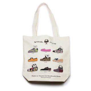 Mirako X Shining-3 Tote Bag / Daring to Dream | Color
