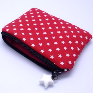 Zipper pouch / coin purse (padded) (ZS-6)