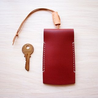 Leather Wallets Burgundy B section