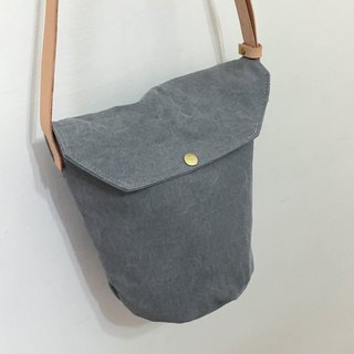 Carrying bucket bag, washing ash