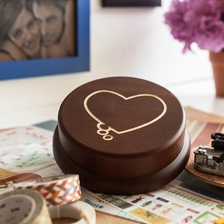 [Birthday Gifts, Commemorative Gifts, Christmas Gifts] Love Customization // Music Box