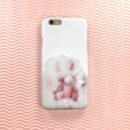Cat phone shell lover couple gifts meow star Give me 5 iPhone 8 Plus white phone shell