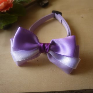 Security pet cats and dogs collar x Lavender / Collar / tie / Jojo ♥ cherry pudding Cherry Pudding ♥