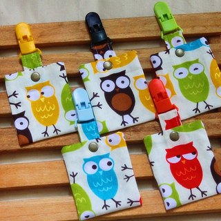 Peace - peace symbol bags (each child) Owl