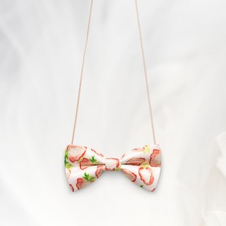 K0037 Necklace, Hairband, Pet Collar, Toddler Bow tie