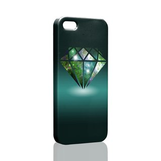 Rock Diamond (dark green) Custom Samsung S5 S6 S7 note4 note5 iPhone 5 5s 6 6s 6 plus 7 7 plus ASUS HTC m9 Sony LG g4 g5 v10 phone shell mobile phone sets phone shell phonecase