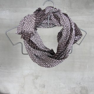 Double-sided cotton scarves