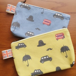 British Wind Universal zipper bags (two-color)