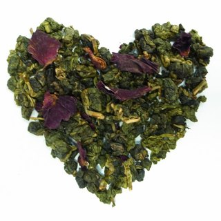 Supreme organic rose high mountain oolong 75g