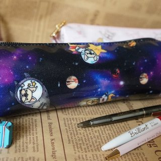 Law fighting pen bag - space law fighting