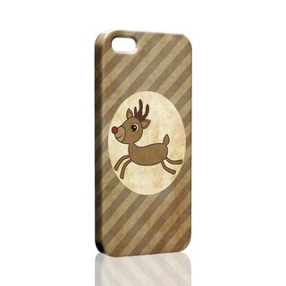 Run! Deer pattern custom Samsung S5 S6 S7 note4 note5 iPhone 5 5s 6 6s 6 plus 7 7 plus ASUS HTC m9 Sony LG g4 g5 v10 phone shell mobile phone sets phone shell phonecase