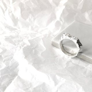 ▪ Mountain Ring  ▪  Landscape Collection  ▪ 925 silver